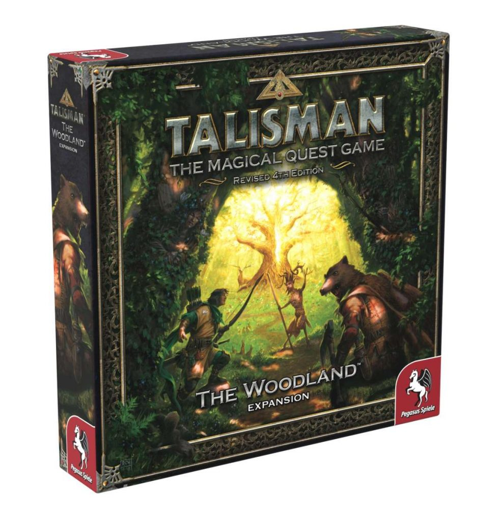 Best Talisman Expansions The Woodland