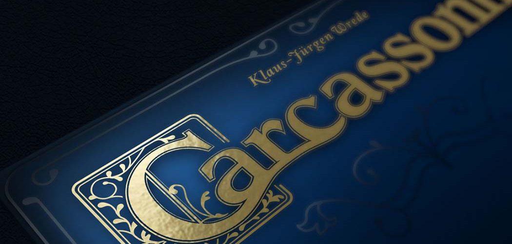 Carcassonne 20th Anniversary Edition Game Box