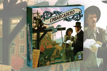 Gold Rush Board Game Embarcadero Coming April 2021