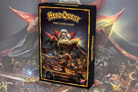 HeroQuest The Card Game Is Real And May Have A Q1 2021 Release