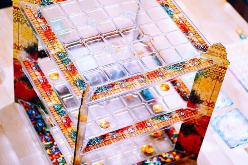 Holi Festival of Colors Board Game