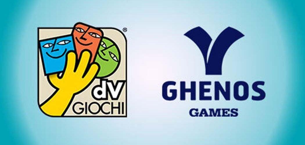 Italian Publisher DV Giochi Buys Ghenos Games