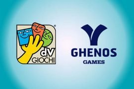 Italian Publisher DV Giochi Buys Ghenos Games