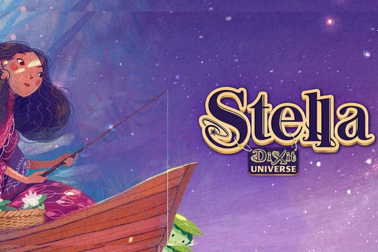New Dixit Universe Board Game Stella Announced By Libellud