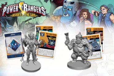 New Power Rangers Heroes Of The Grid Expansions Announced