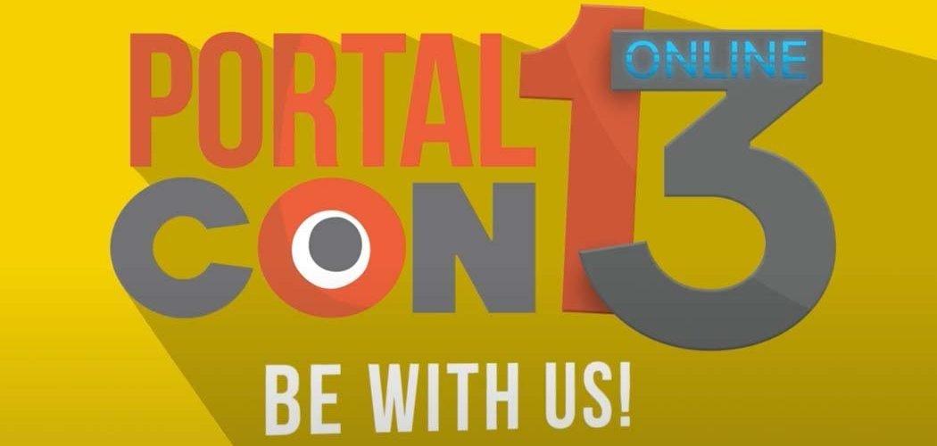 PortalCon Online 2021 is January 23rd
