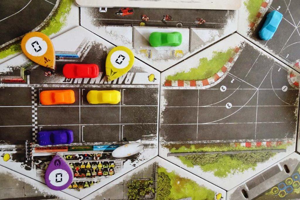 Rallyman GT Board Game