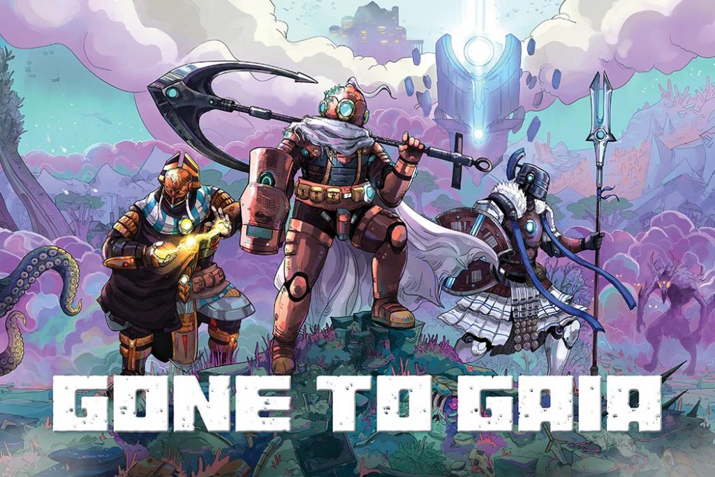 Rose Gauntlet Entertainment Gone To Gaia