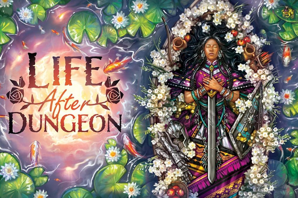 Rose Gauntlet Entertainment Life After Dungeon