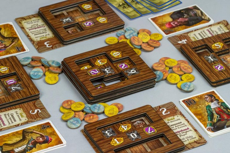 ShipShape Board Game Gameplay