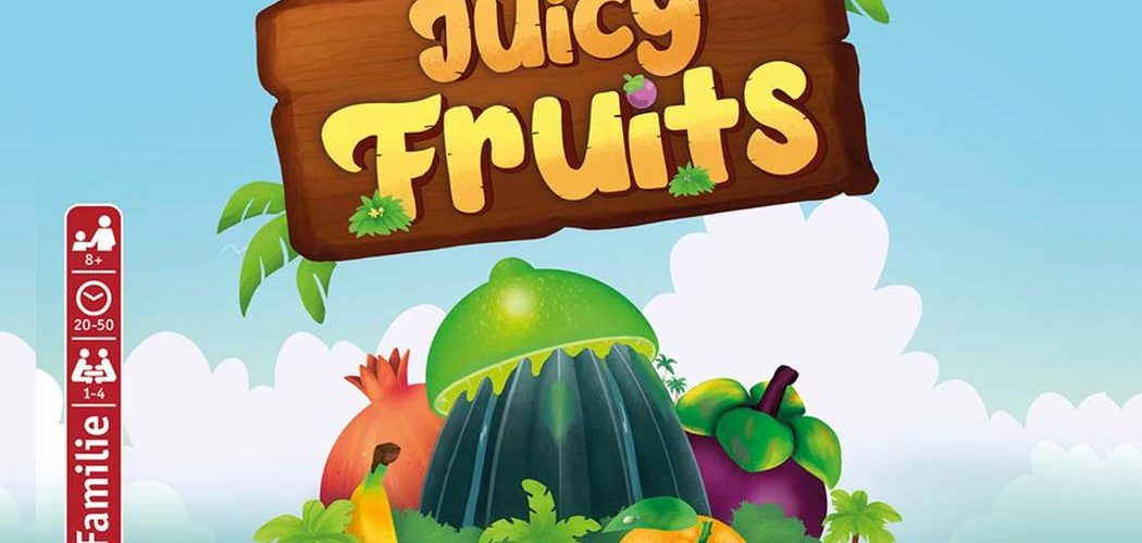 Spiel Des Jahres 2020 Winner Follows Up With Juicy Fruit