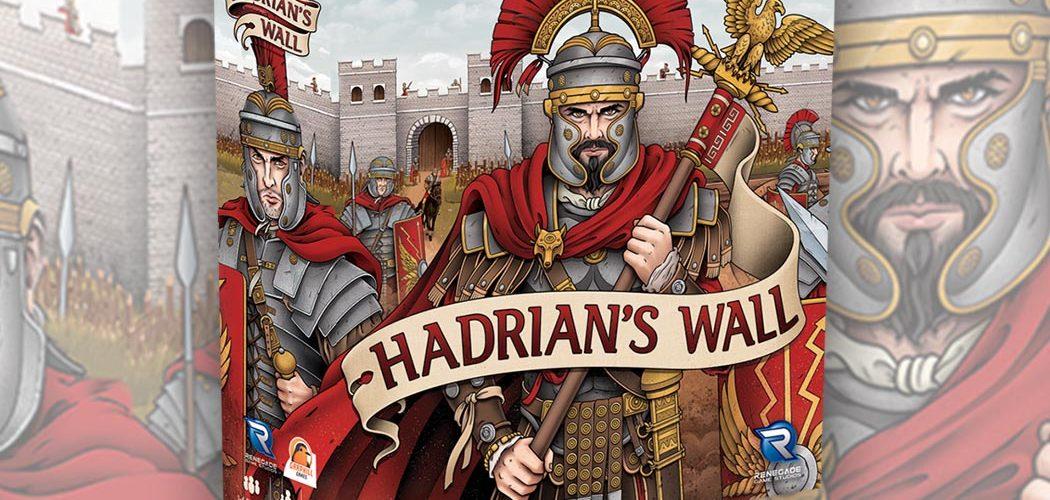 Strategic Flip-N-Write Hadrian's Wall Release is Q2 2021