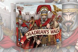 Strategic Flip-N-Write Hadrian's Wall Release is Q2 2021