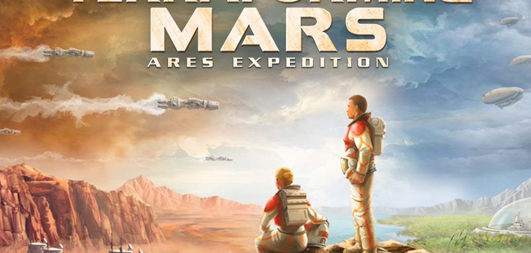 Terraforming Mars Ares Expedition A New Standalone Card Game Announced