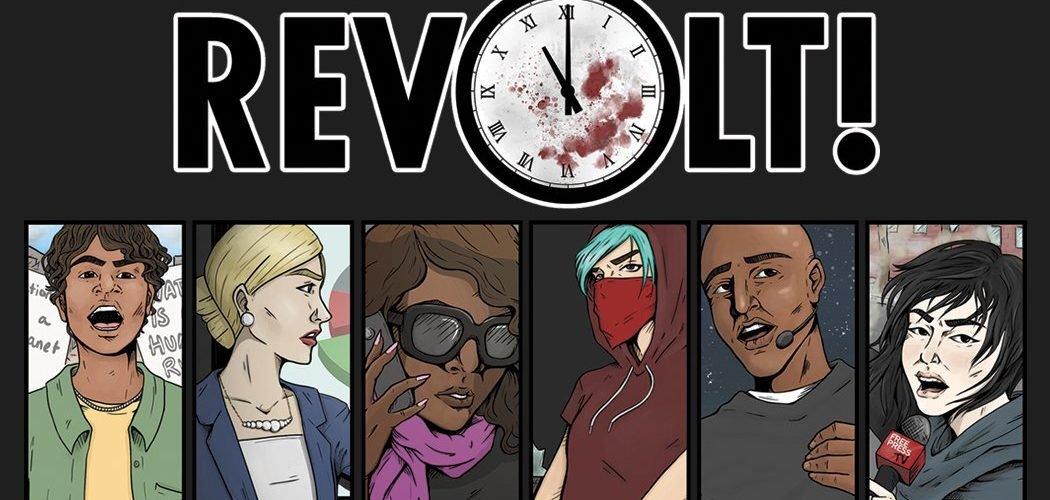 Why You Should Kickstart Revolt Kickstarter