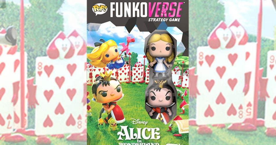 Alice in Wonderland Funkoverse Pack Announced