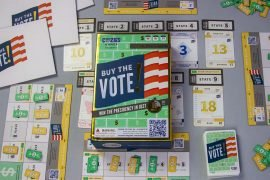 Buy The Vote Board Game Overview