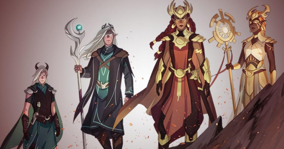 Dragon Prince Tabletop RPG Opens A Big Playtest Opportunity