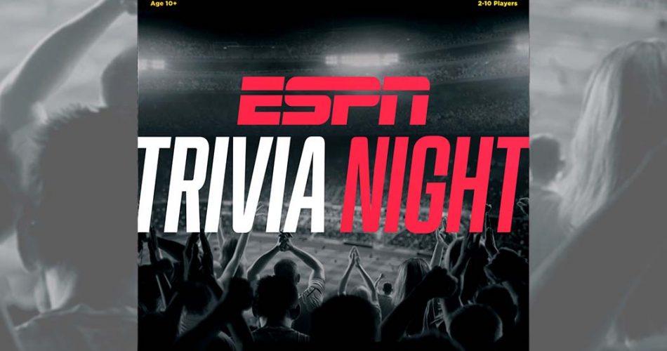 ESPN Trivia Night Board Game Announced By Funko