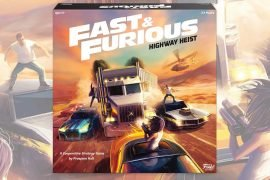 Fast and the Furious Board Game Announced By Funko