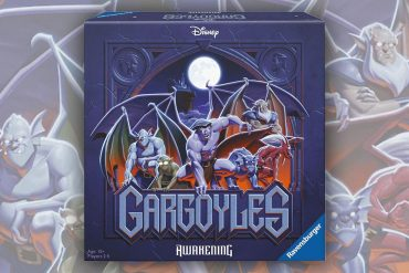 Gargoyles Board Game Based On Disney Series is Coming