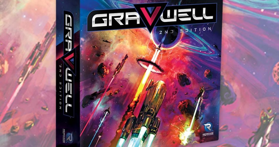 Gravwell 2nd Edition Adds More Players Art and Powers