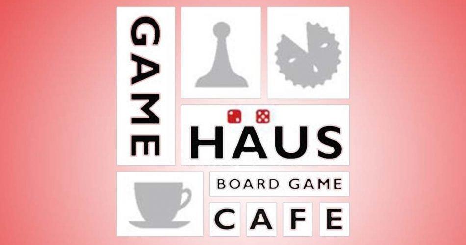 LA Board Game Cafe GameHaus Logo