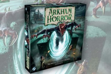 New Arkham Horror Expansion Secrets of the Order Announced