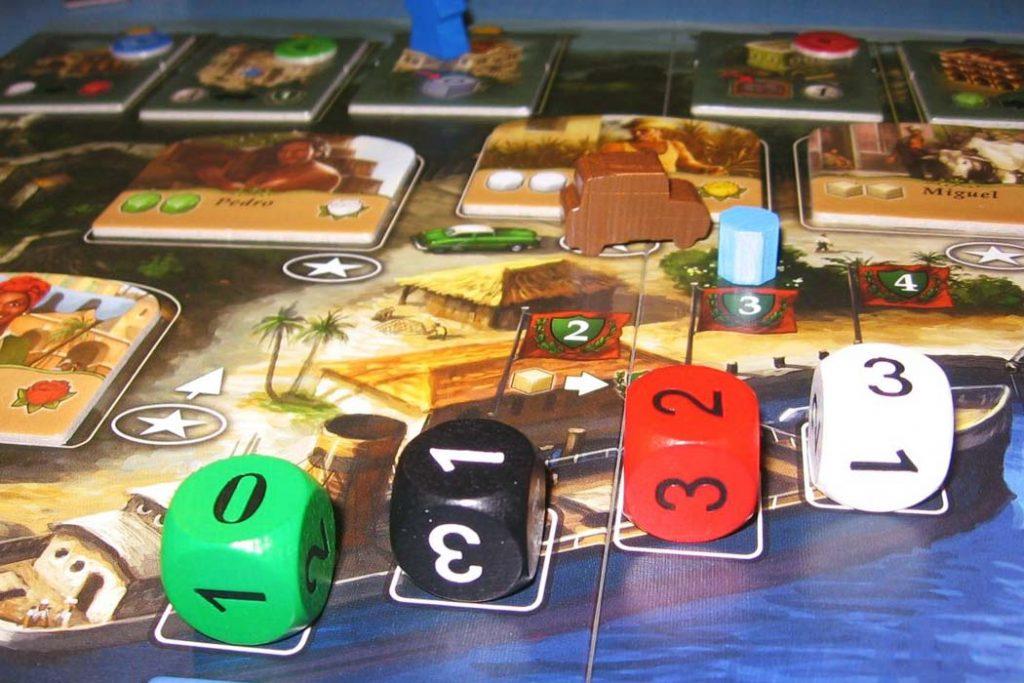 Santiago de Cuba Board Game