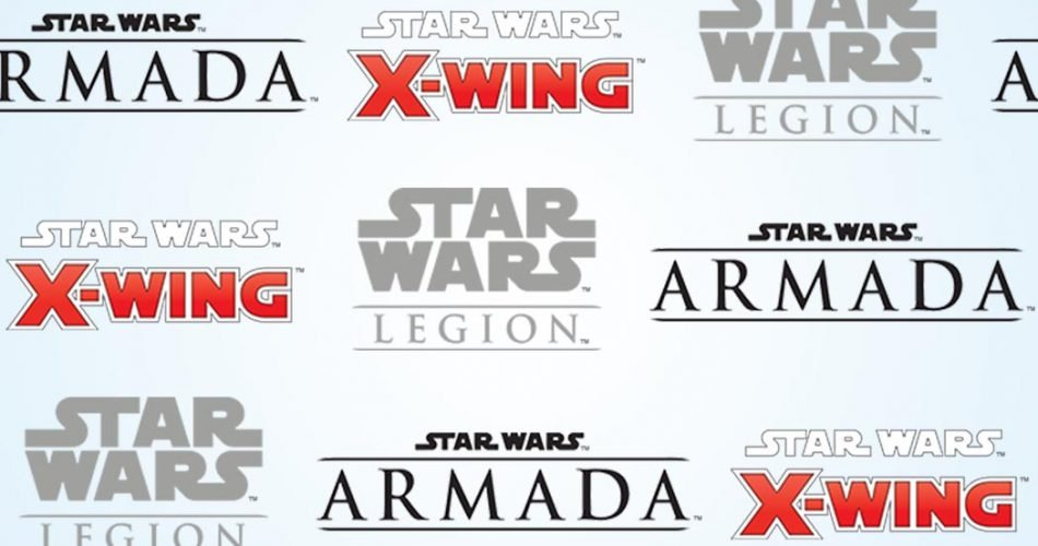 Star Wars Miniatures Game Logos