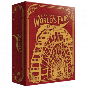 Worlds Fair 1983 2021 Version Box Art