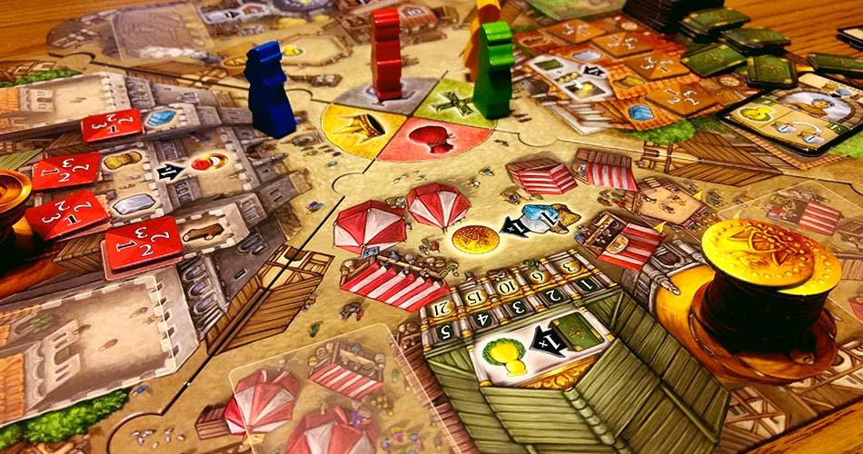 Crown of Emara Board Game
