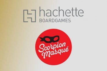 Hachette Board Games Acquires Scorpion Masqué