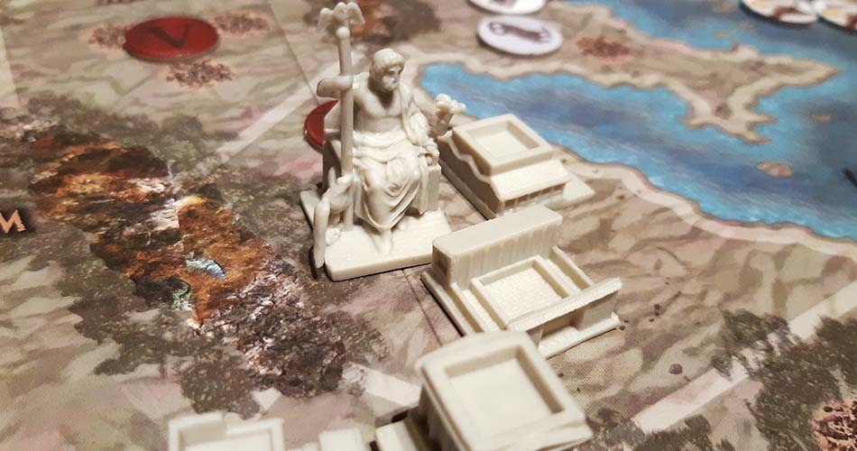 Hellenica: Story of Greece Board Game