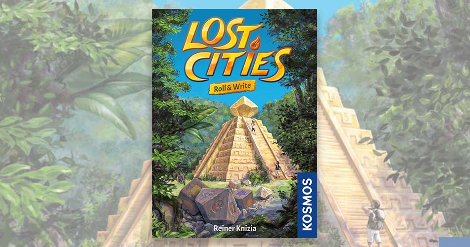 Lost Cities Roll-n-Write is Coming Q2 2021