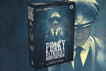 Peaky Blinders Board Game Now Available