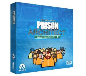 Prison Architect Board Game Box