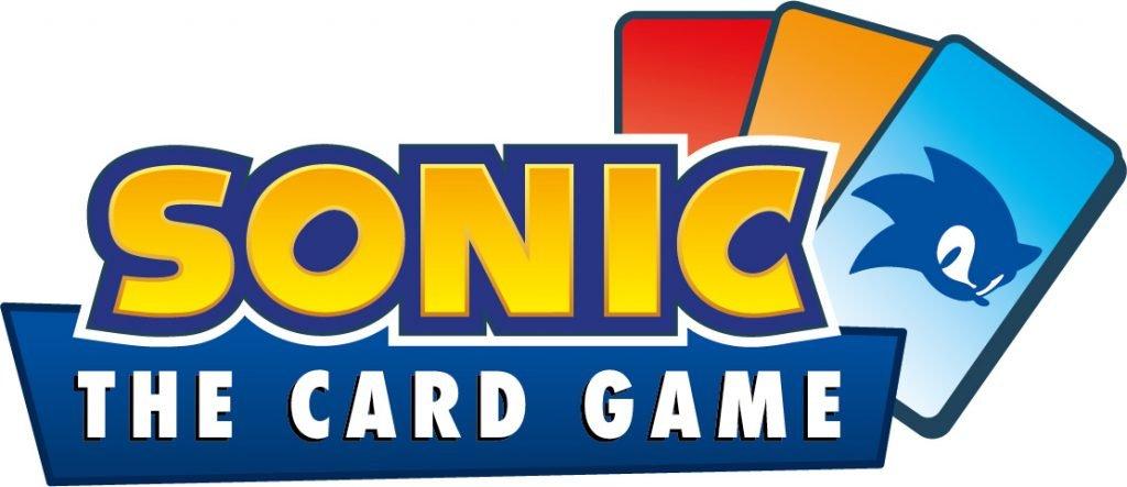 Sonic Card Game Logo