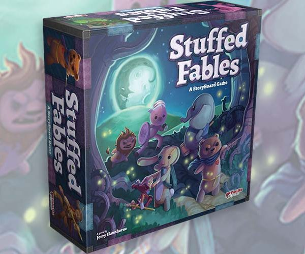 Stuffed Fables Expansion With New Friends Coming Soon from Z-Man