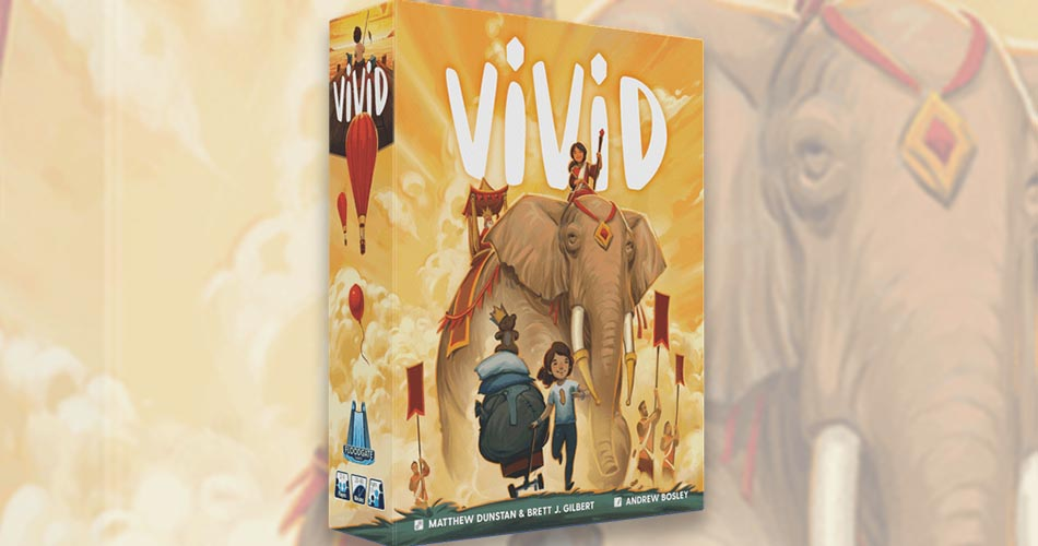 The Publisher Behind Sagrada Announces Vivid