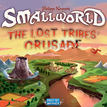 Small World Lost Tribes Cover
