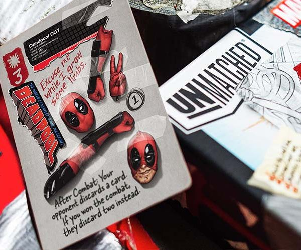 A New Deadpool Mondo Expansion is Here and Available for Pre-Order