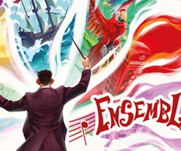 Ares will Publish Ensemble in English