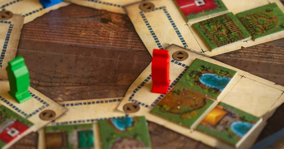 Carpe Diem Board Game Drafting