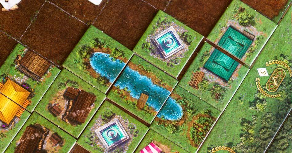 Carpe Diem Board Game Tiles