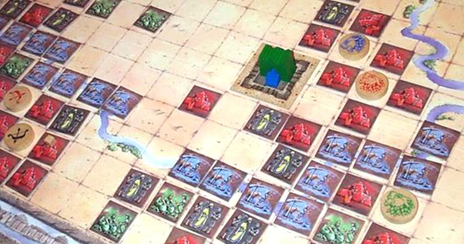 Tigris and Euphrates Board Game