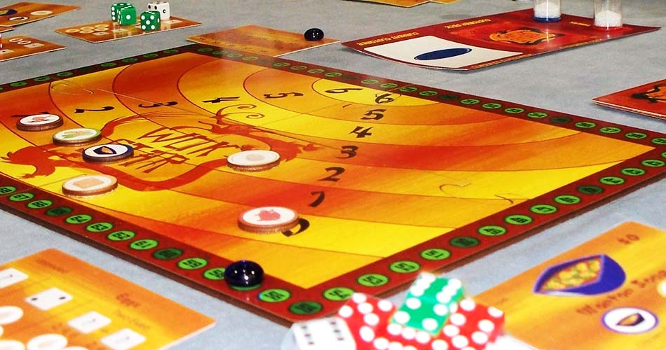Wok Star Board Game
