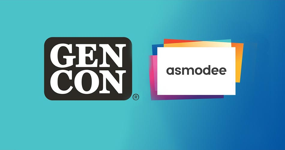 Asmodee Will Not Be at Gen Con 2021
