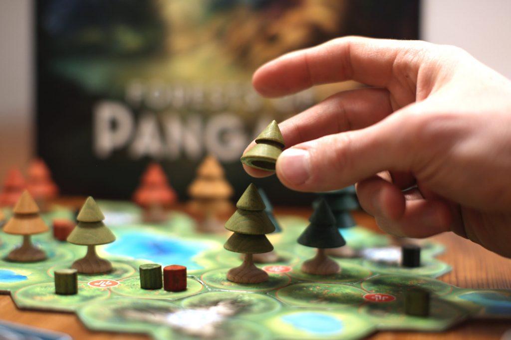 Forests of Pangaia Kickstarter Gameplay
