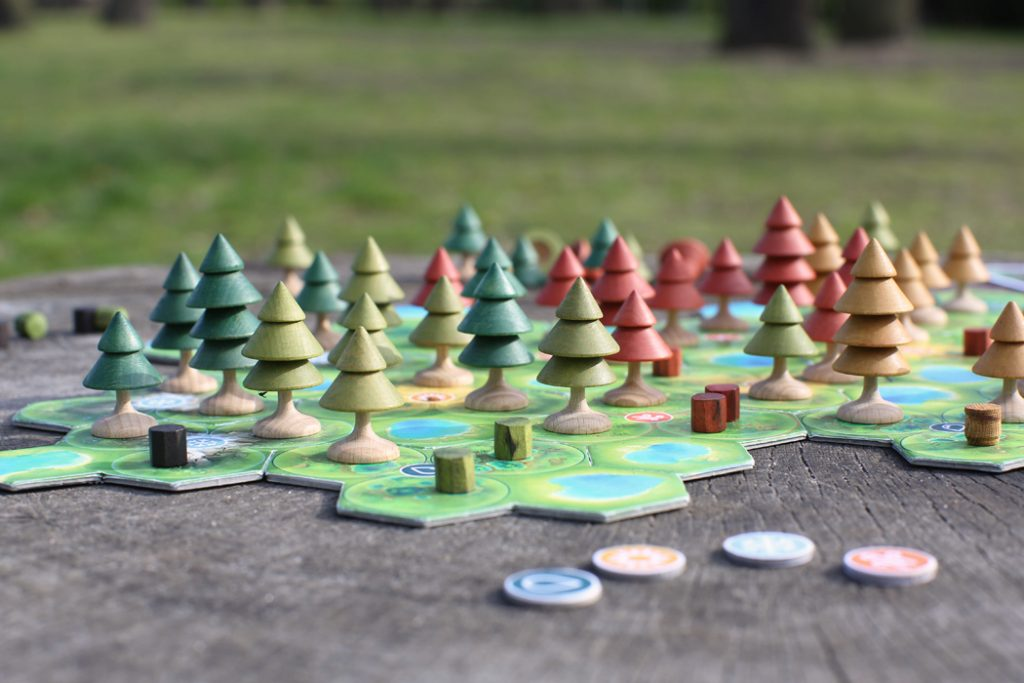 Forests of Pangaia Kickstarter Overview